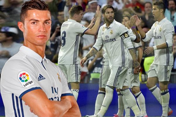 أصبح التهديف في قاموس وتاريخ نادي ريال مدريد لا يعني سوى تألق المهاجم الهداف البرتغالي كريستيانو رونالدو