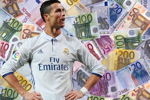 كريستيانو رونالدو هو المنتج البرتغالي الأكثر شهرة في العالم