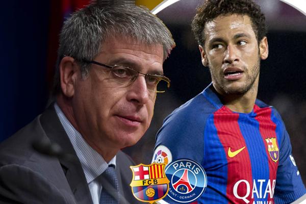 أعرب نادي برشلونة عن ثقته بنسبة
