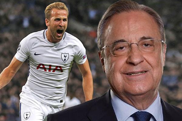 رئيس ريال مدريد قرر السفر إلى العاصمة البريطانية لندن في غضون الأيام القادمة ، بهدف حسم صفقة المهاجم الدولي الإنكليز هاري كين