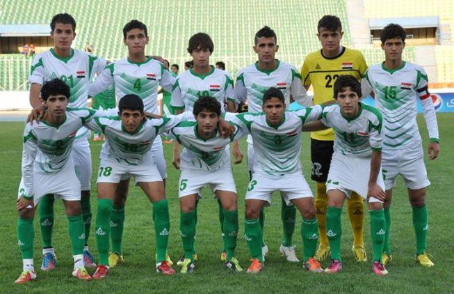 منتخب الناشئين العراقي