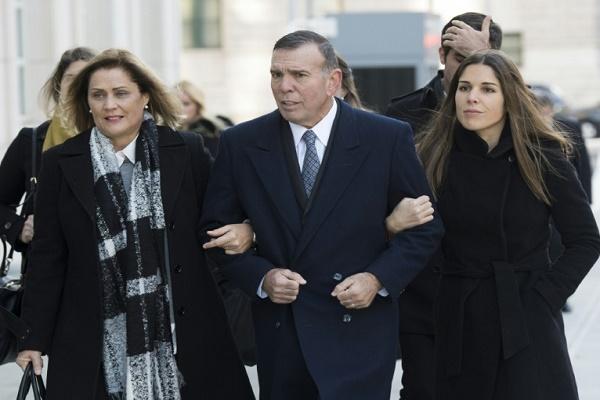 الرئيس السابق لاتحاد أميركا الجنوبية الباراغوياني خوان أنخل نابوت