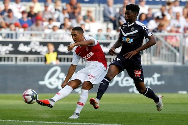 بوردو يلحق خسارة أولى بموناكو في الدوري الفرنسي