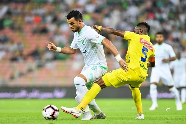 الأهلي يهدر الفوز أمام التعاون في الدوري السعودي