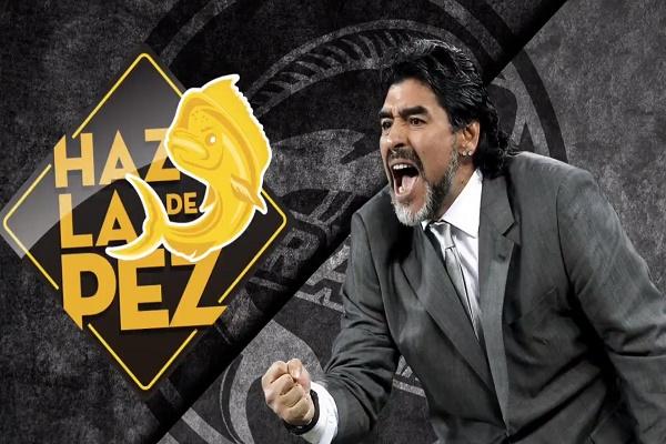 مارادونا مدربا في الدرجة الثانية المكسيكية