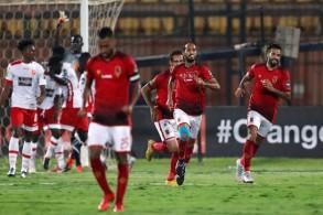الأهلي المصري يكمل عقد فرق نصف نهائي دوري أبطال أفريقيا