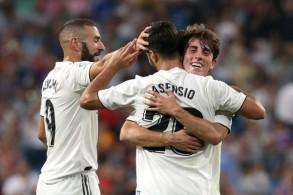 صدارة مؤقتة لريال مدريد الفائز على إسبانيول