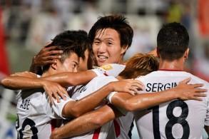 كاشيما الياباني إلى نصف نهائي دوري أبطال آسيا للمرة الأولى