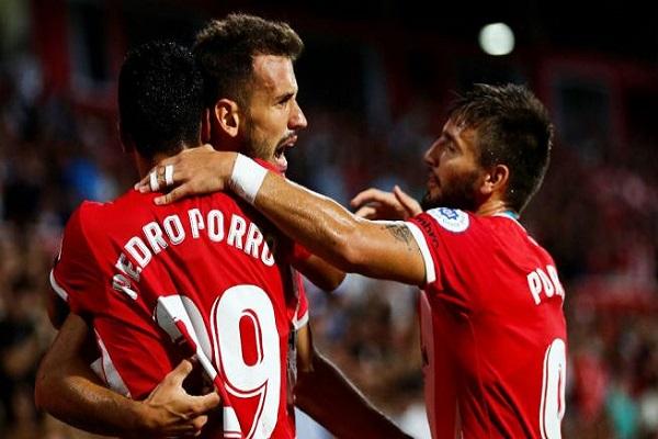 فوز جيرونا على سلتا فيغو في الدوري الإسباني