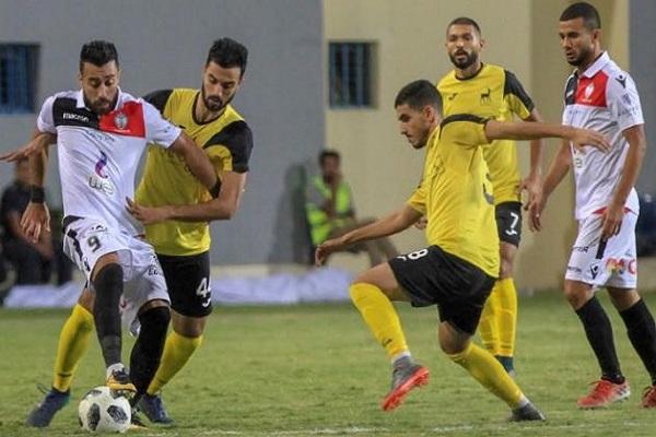 فوز أول لوادي دجلة في الدوري المصري