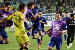 سوون الكوري الجنوبي يكمل عقد فرق نصف نهائي دوري أبطال آسيا