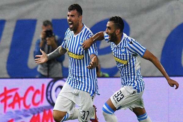 سبال إلى المركز الثاني في الدوري الإيطالي