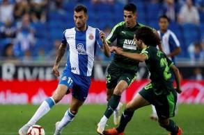 إسبانيول إلى المركز الرابع مؤقتا في الدوري الإسباني