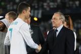 فلورنتينو بيريز: رونالدو سيعود إلى ريال مدريد يوما ما