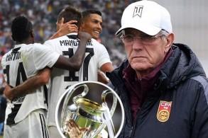 رشح المدرب الإيطالي الشهير مارتشيلو ليبي نادي يوفنتوس الإيطالي للفوز بلقب دوري أبطال أوروبا هذا الموسم