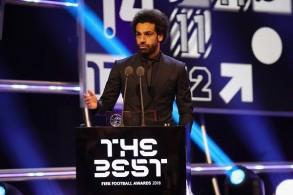 محمد صلاح أول لاعب عربي وإفريقي يتوج بجائزة بوشكاش