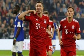 بايرن ميونيخ يسعى لفوز خامس تواليا في الدوري الألماني