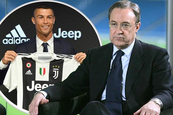 رونالدو اراد الرحيل عن ريال مدريد لاسباب شخصية وبعدما توصلت الاطراف الثلاثة لإتفاق تم إنهاء كافة الترتيبات لانتقاله إلى يوفنتوس