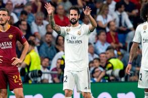ريال مدريد يفقتد إيسكو بسبب التهاب الزائدة الدودية