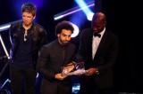 محمد صلاح يحصد جائزة بوشكاش لأفضل هدف في 2018