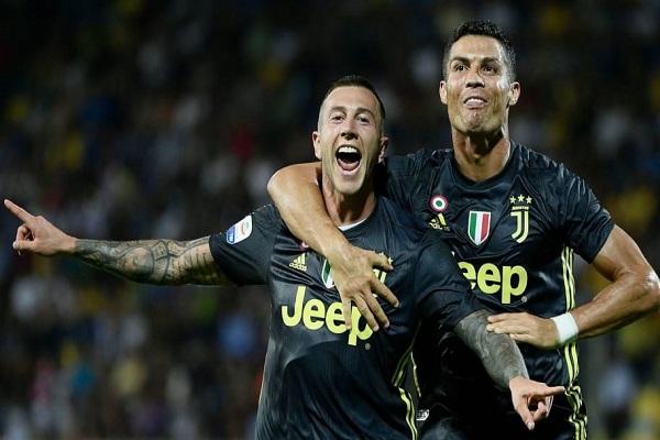يوفنتوس لمواصلة سلسلة انتصاراته في الدوري الإيطالي