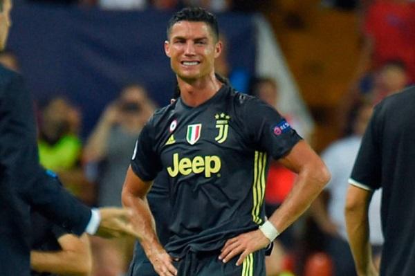 إيقاف رونالدو مباراة واحدة فقط في دوري أبطال أوروبا