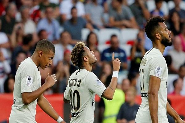باريس سان جرمان يعادل افضل انطلاقة موسم في تاريخ الدوري