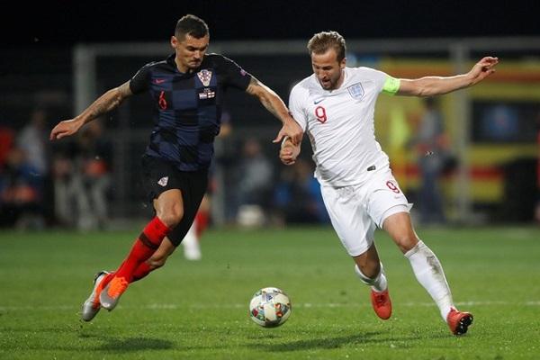 إنكلترا تفرض التعادل على كرواتيا