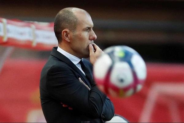 موناكو الفرنسي يقيل مدربه جارديم لسوء النتائج
