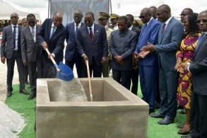 إطلاق الأشغال في 4 ملاعب لاستضافة نهائيات أمم إفريقيا 2021 في ساحل العاج