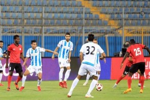 خسارة أولى لبيراميدز في الدوري المصري