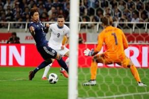 اليابان تلحق بالأوروغواي خسارتها الثانية في جولتها الآسيوية