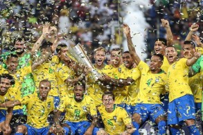البرازيل تهزم الأرجنتين في الوقت القاتل وتتوج ببطولة الدورة الرباعية