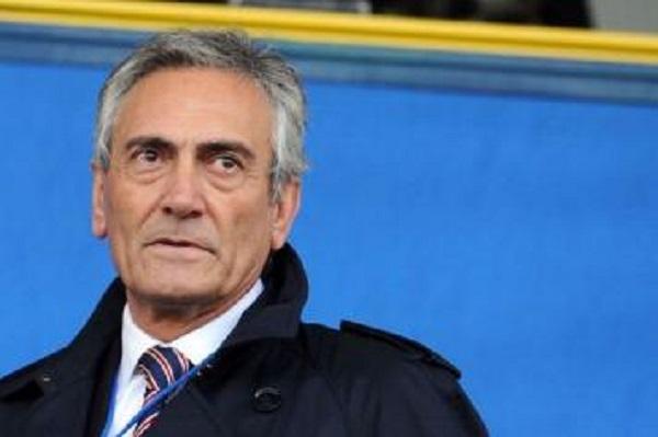 استقالة غرافينا تمهد لانتخابه رئيسا للاتحاد الايطالي