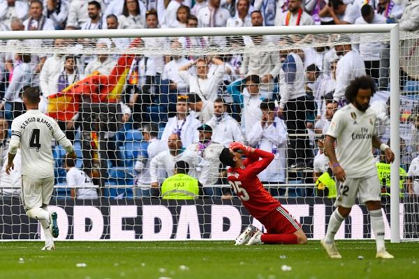 ليفانتي يعمق أزمة ريال مدريد