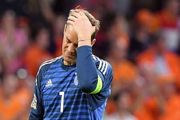 هل فقد الحارس مانويل نوير بريقه مع منتخب ألمانيا؟