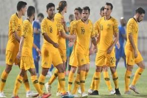 الكويت تخسر برباعية نظيفة أمام أستراليا في مباراة ودية