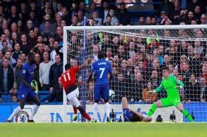 تشلسي يحرم مانشستر يونايتد الفوز في ستامفورد بريدج