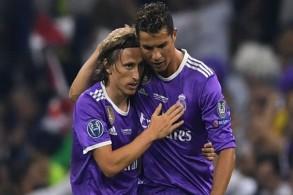 مودريتش يتحسر على رحيل رونالدو وزيدان عن ريال مدريد