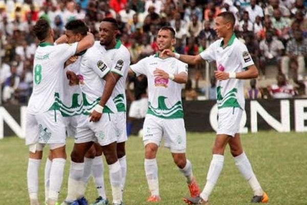 الرجاء البيضاوي وفيتا كلوب إلى نهائي كأس الاتحاد الإفريقي