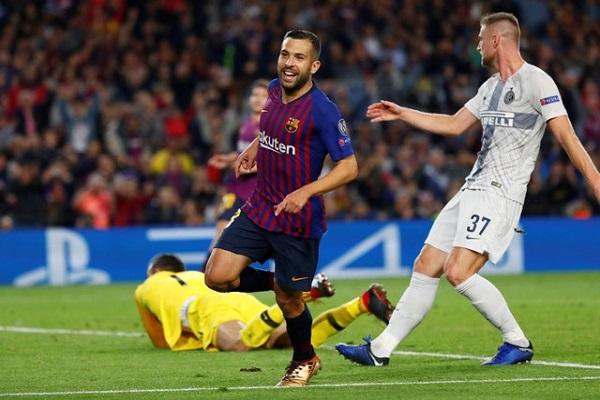 برشلونة منطقيا في دور الـ16 بدون ميسي