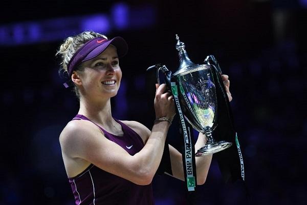 سفيتولينا تحرز لقب بطولة الماسترز على حساب ستيفنز