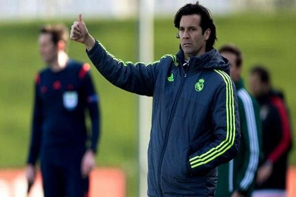 سولاري على خطى زميله السابق زيدان بتعيينه مدربا لريال مدريد