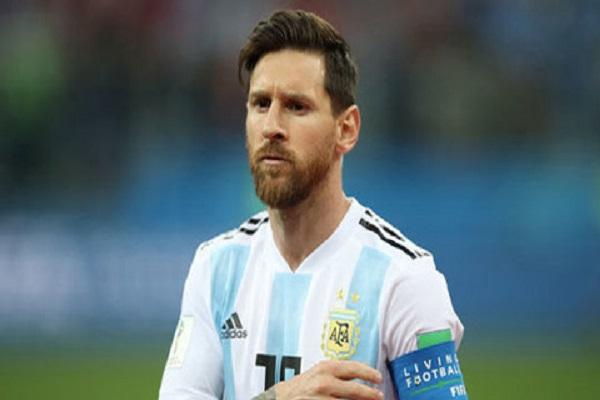 غياب متواصل لميسي عن المنتخب الأرجنتيني