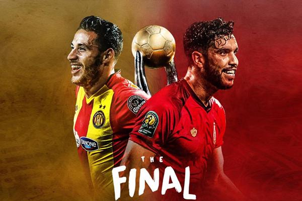 يستضيف الأهلي المصري على ملعب برج العرب في الإسكندرية الترجي التونسي في ذهاب نهائي دوري أبطال إفريقيا
