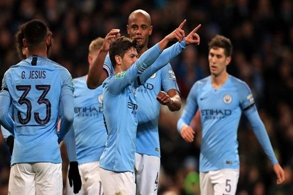 مانشستر سيتي يتخطى فولهام ويتأهل إلى ربع نهائي كأس الرابطة الإنكليزية