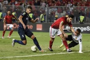 تعزيزات أمنية مكثفة قبل مباراة الترجي والأهلي