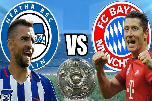 بايرن ميونيخ يواجه هرتا برلين في ثمن نهائي كأس ألمانيا