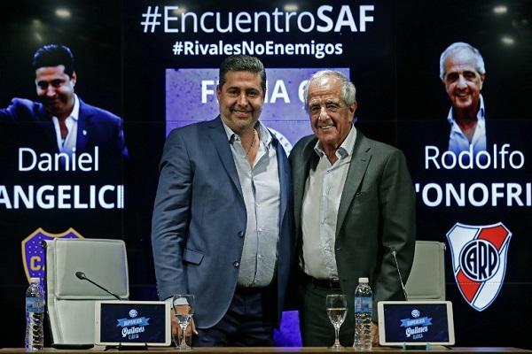 حمى كلاسيكو تاريخي بين بوكا وريفر بلايت تجتاح الأرجنتين