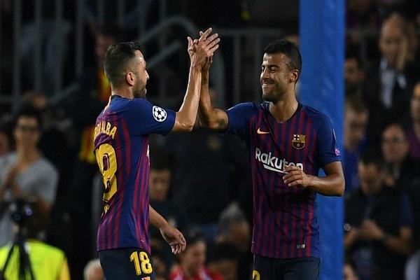 برشلونة لضمان التأهل
